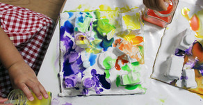 子どもの工作の概念をくつがえすような造形教室でありたい