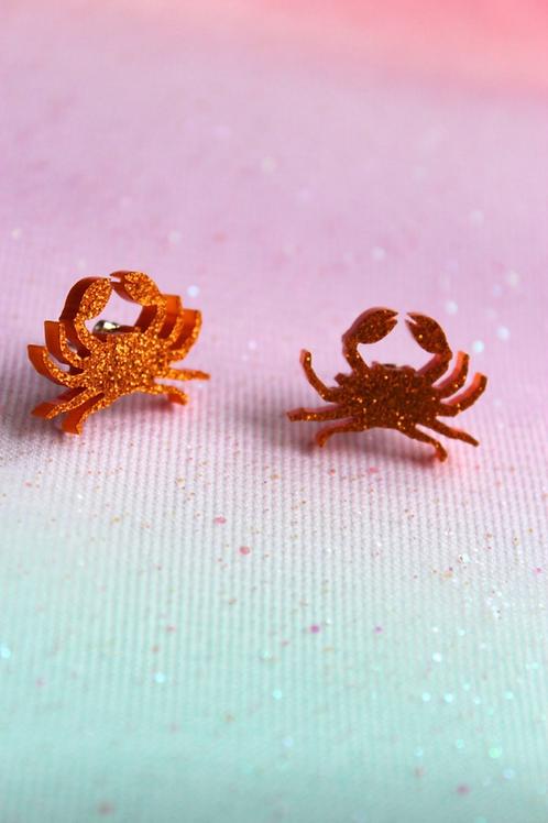 Mini Glimmer Krabbe