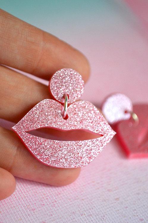 Lyserøde Kys
