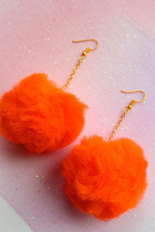 Orange Pom