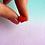 Thumbnail: Mini Rødt Hjerte
