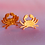 Thumbnail: Mini Glimmer Krabbe