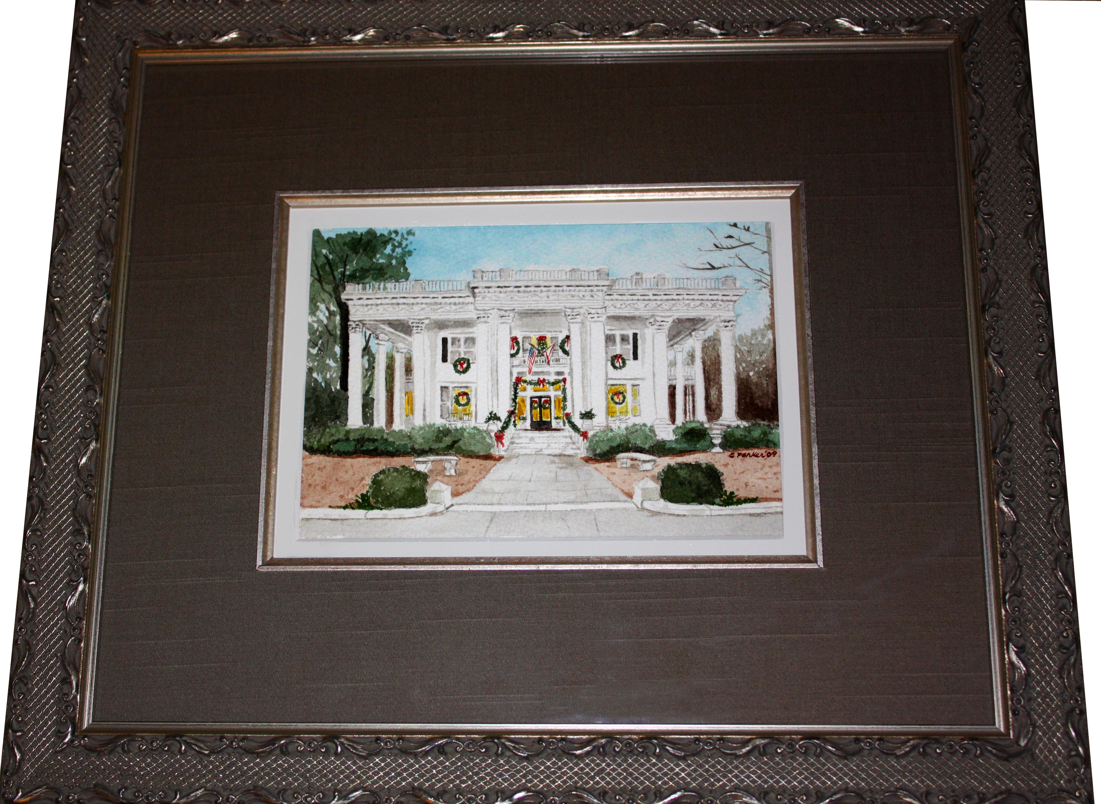 Shorter Mansion - Eufaula, AL