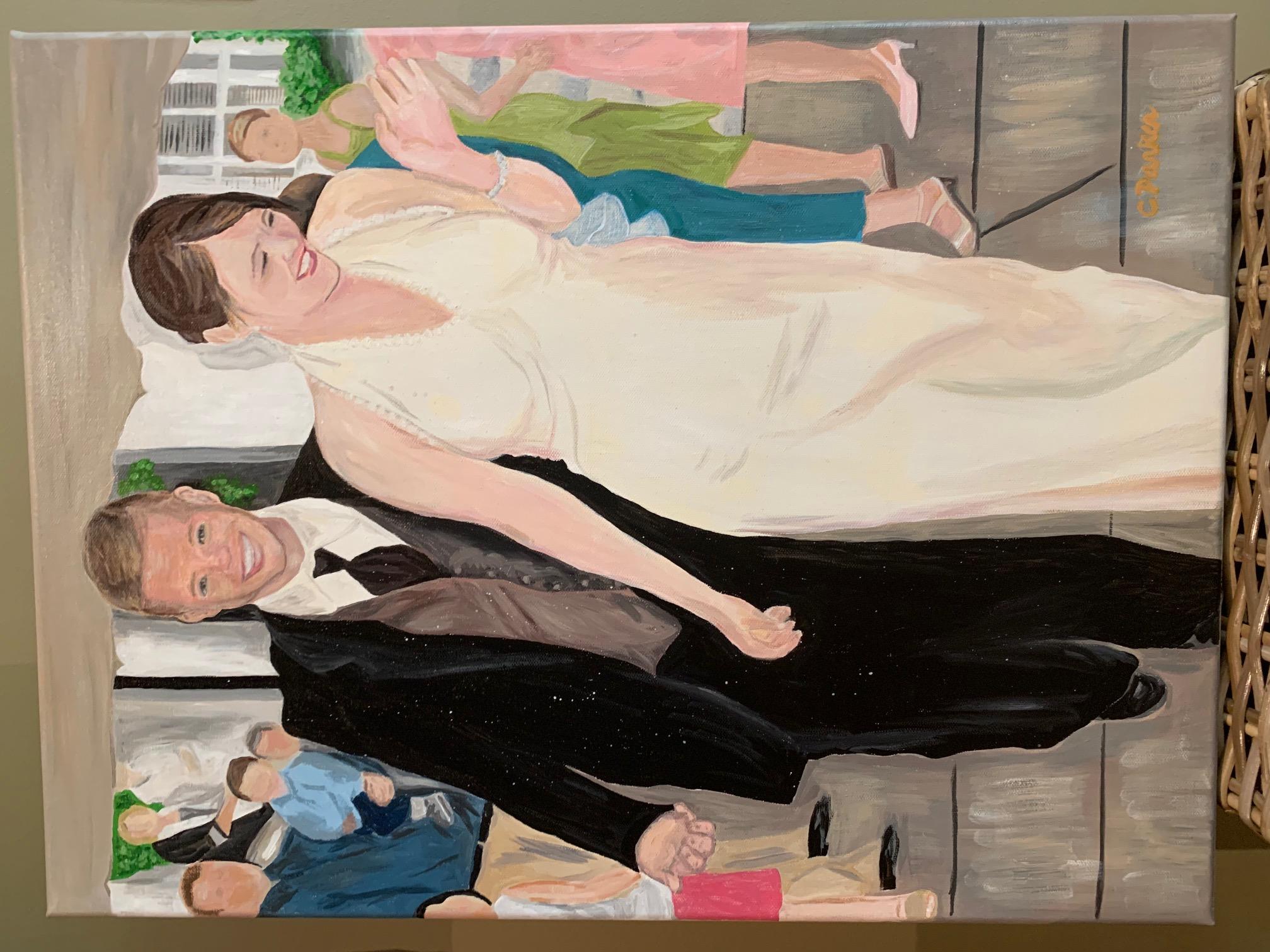 Wedding Acrylic
