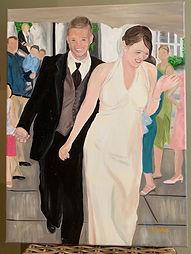 Custom Wedding Watercolor