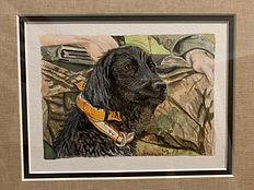 Custom Dog Watercolor