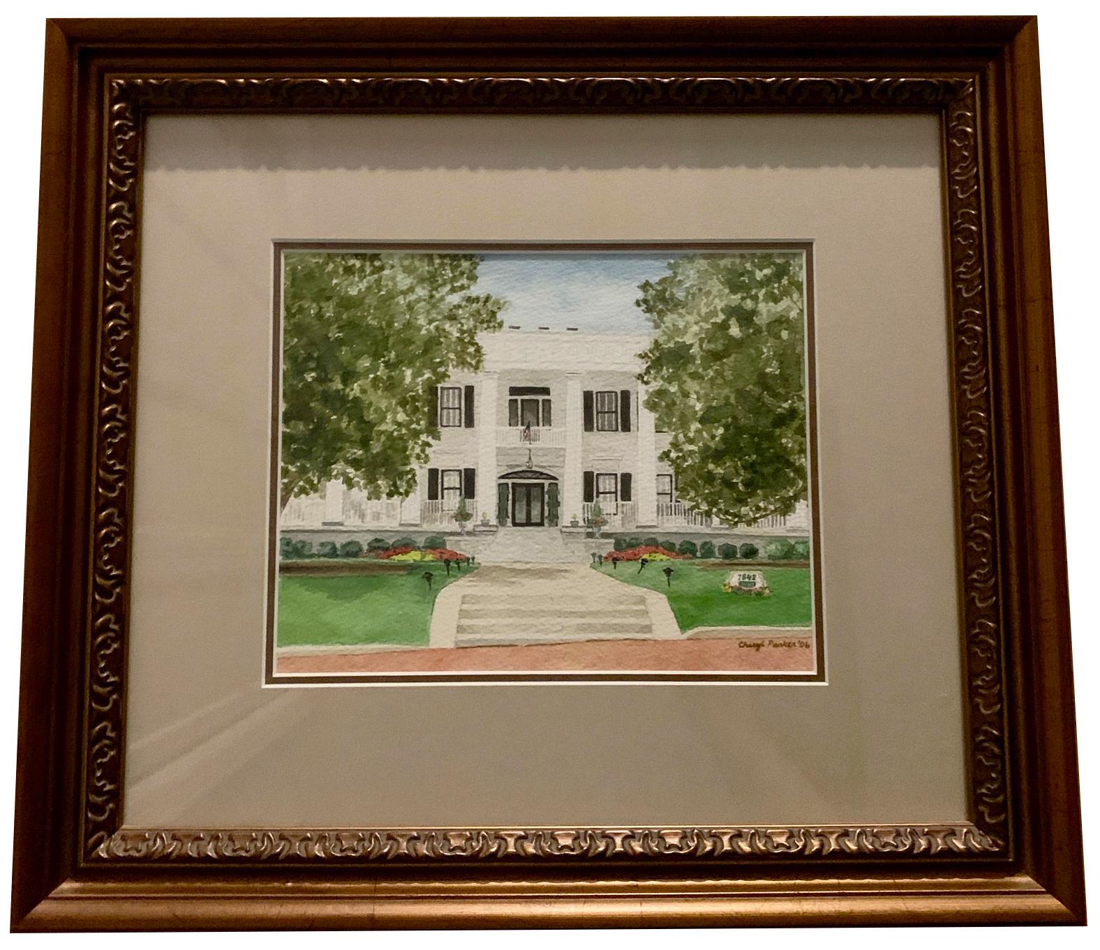 1842 Inn - Macon, GA (wedding venue)