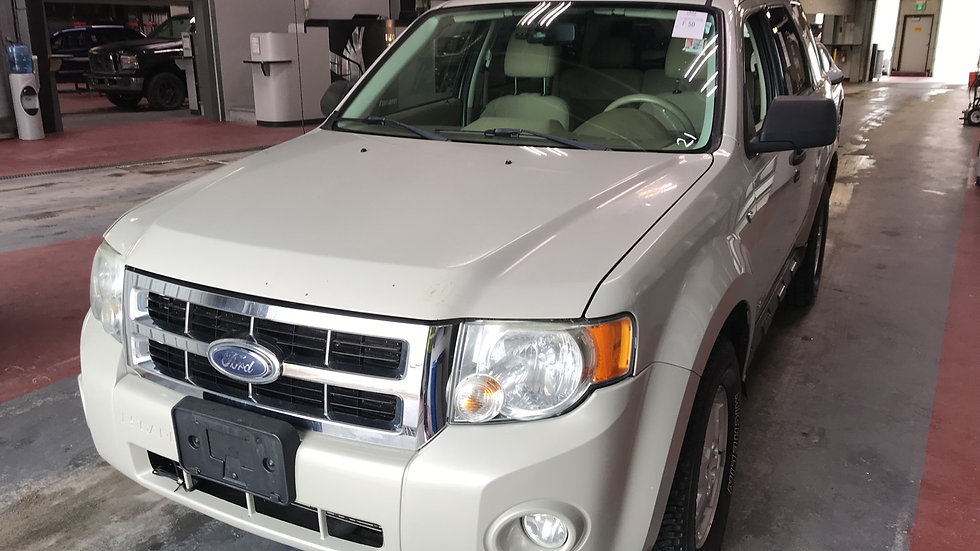 *AS IS* 2008 Ford Escape XLT