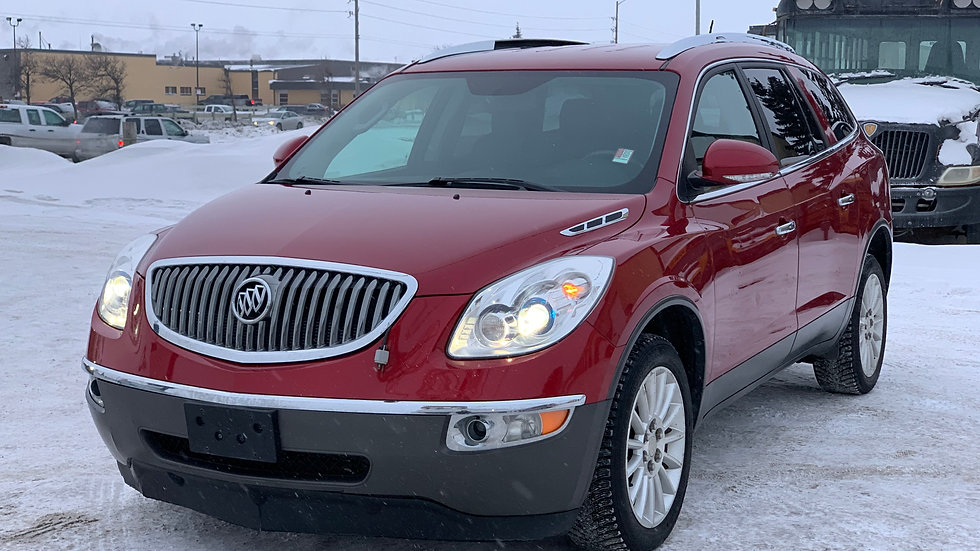 2012 Buick Enclave AWD 4DR