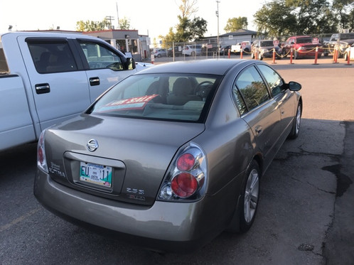 *Safetied* 2005 Nissan Altima 2.5 S *AC* *Clean Title*