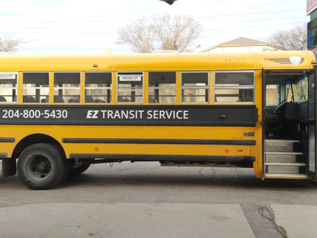 Why a Yellow School Bus? Reasons to Rent a School Bus!