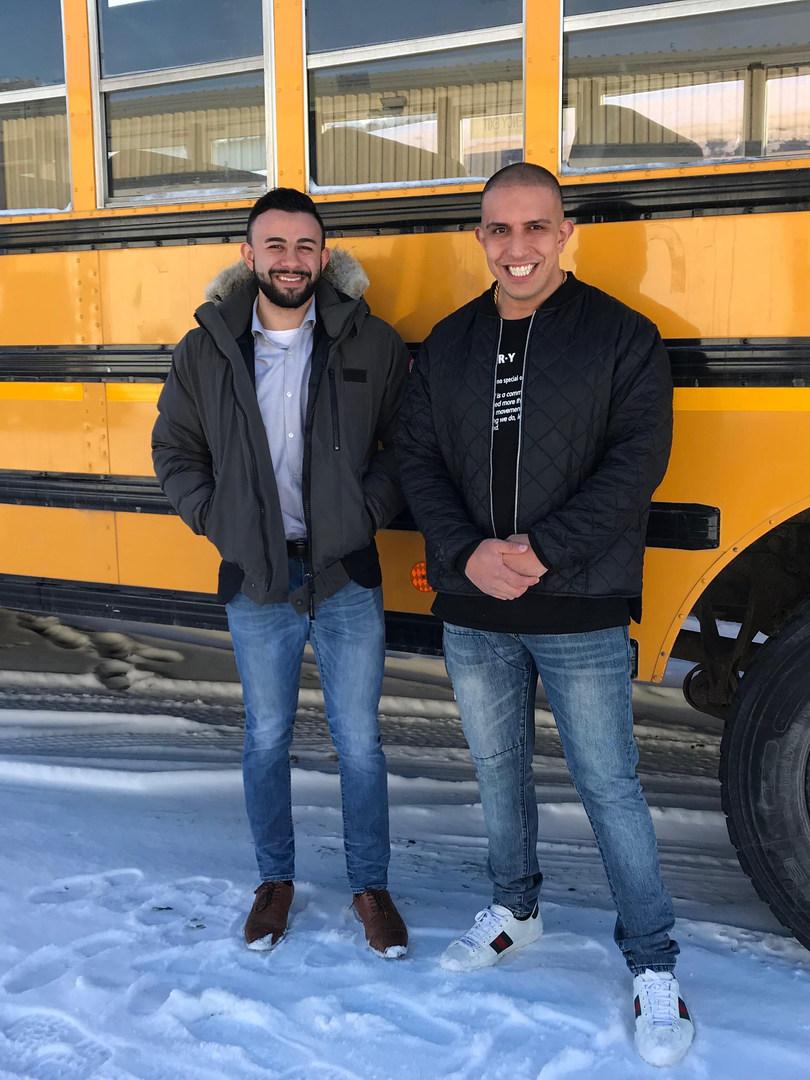 Mitch Etkin & Wajih Zeid - Owners