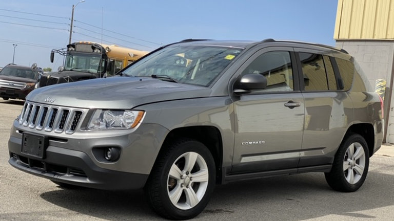 *Sale Pending* 2011 Jeep Compass North Edition