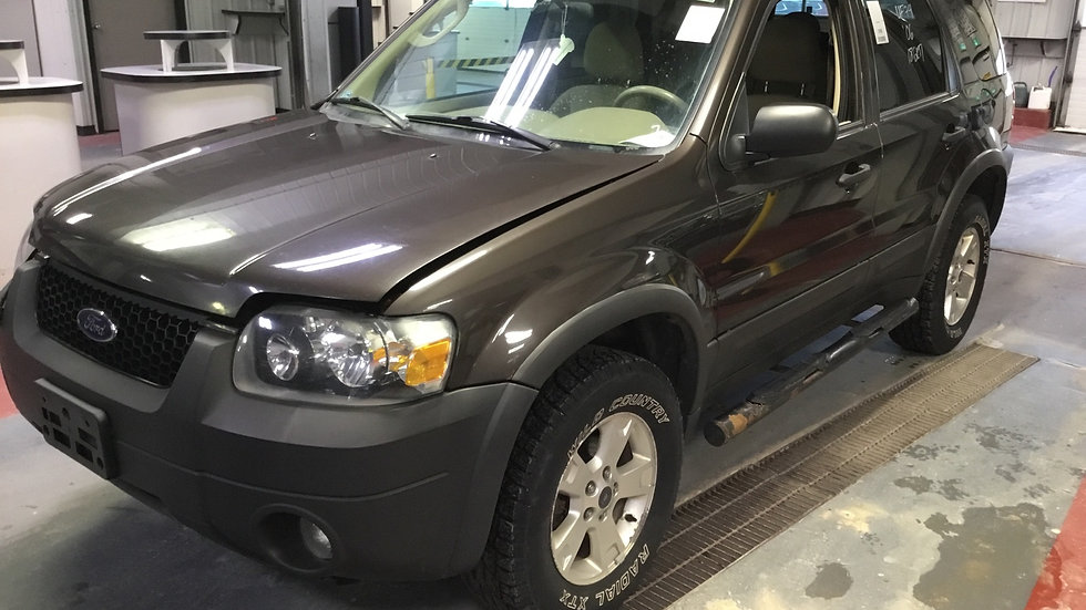 *AS IS* 2006 Ford Escape XLT