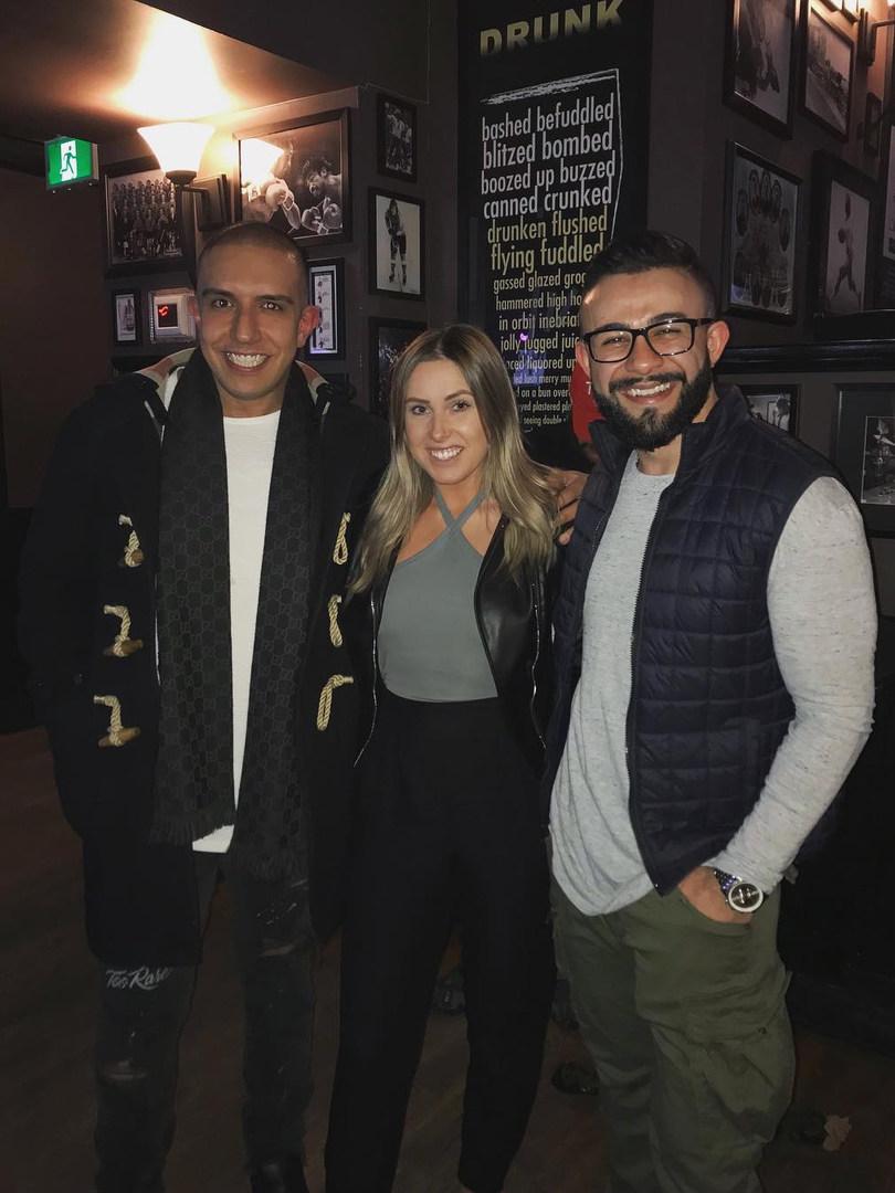 Wajih Zeid + Carly Crosbie + Mitchell Etkin