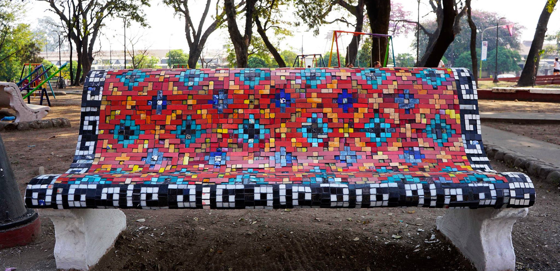 Curso de Mosaico con Dominique Vispo