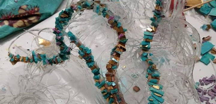 Laminas para mosaicos Taller de Mosaicos Uruguay