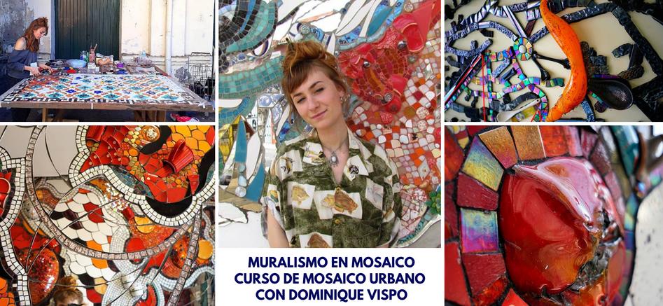 Fecha Alterada - Curso de Mosaico Murali