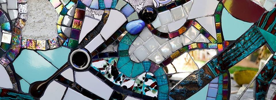 Dominique Vispo Taller de Mosaico Urugua