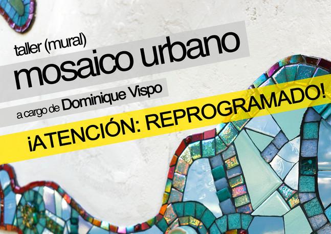 Mosaico Urbano Dominique Vispo Uruguay