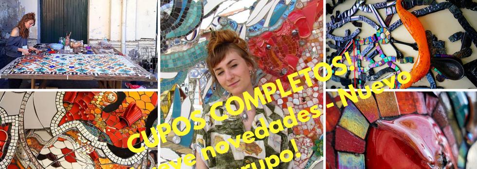 Muralismo en Mosaico Uruguay Nuevo grupo