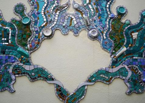 Mosaico Urbano - Dominique Vispo - CABA,