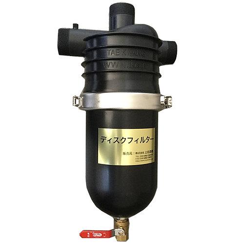 TKディスクフィルター50mm(120メッシュ)
