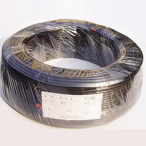 PVC軟質チュ-ブ(マイクロチュ-ブ)(3 X 5mm X 200M)