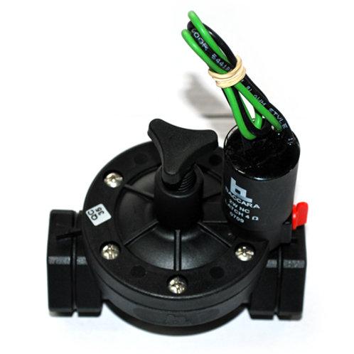 電磁弁〔動作電圧24V、AC24V又はDC24V選択可能〕