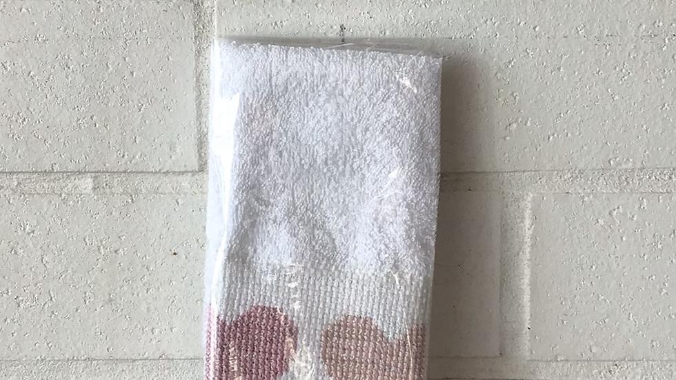 Kleine handdoek met hartje