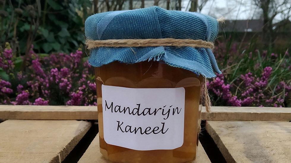 Confituur mandarijn kaneel