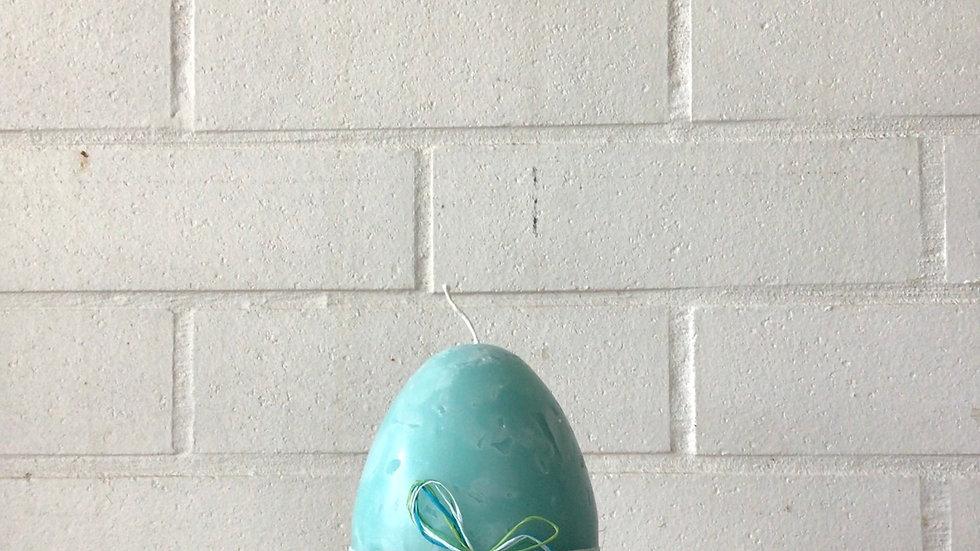 Paaskaars turquoise