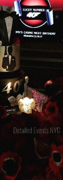 007 Casino Night Party