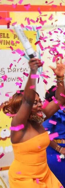Safari Pride Gender Reveal