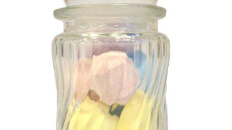 Swirled Candy Jar
