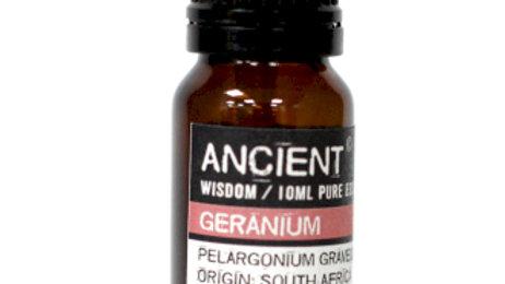 Geranium Essential Oil - 10ml