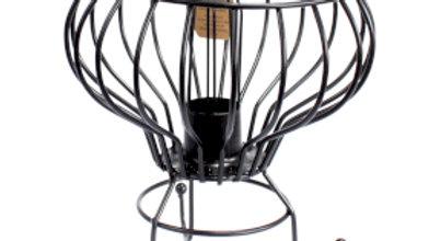 Low Industrial Mesh Lamp