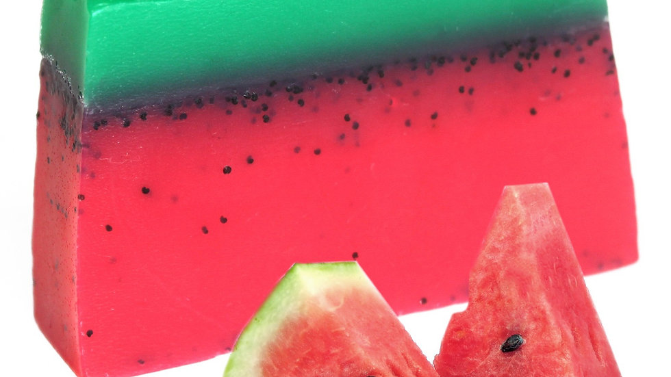 Tropical Paradise Watermelon Soap