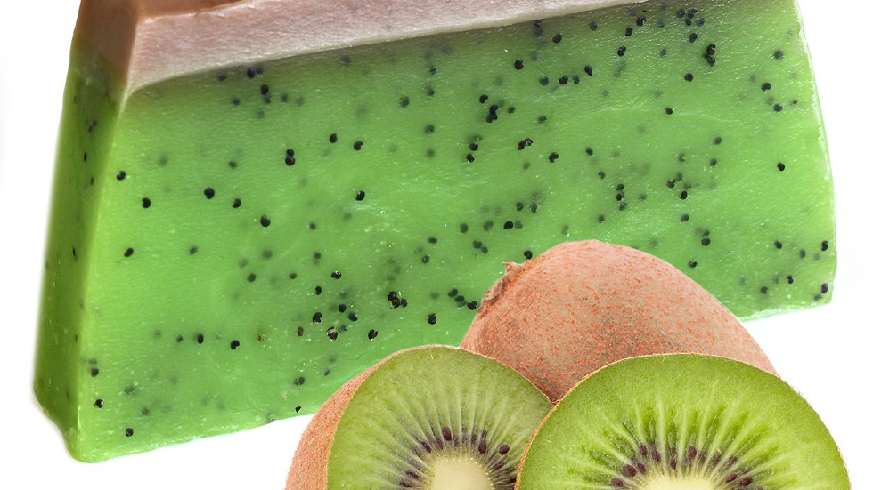 Tropical Paradise Kiwi Soap