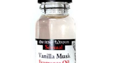 Vanilla Musk Fragrance Oil - 10ml