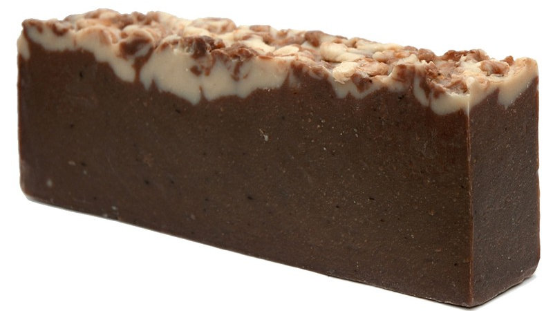 Chocolate Olive Oil Artisan Soap