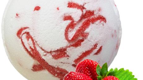 Strawberry Tropical Paradise Bath Bomb