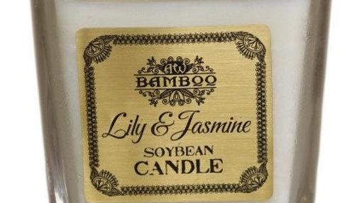 Soybean Jar Candle - Lily & Jasmine
