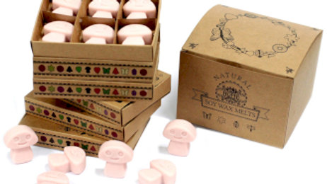 Old Ginger Wax Melts - 6 per box