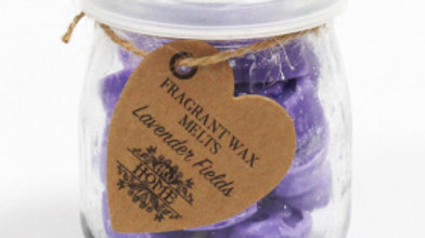 Lavender Fields Soywax Melts Jar