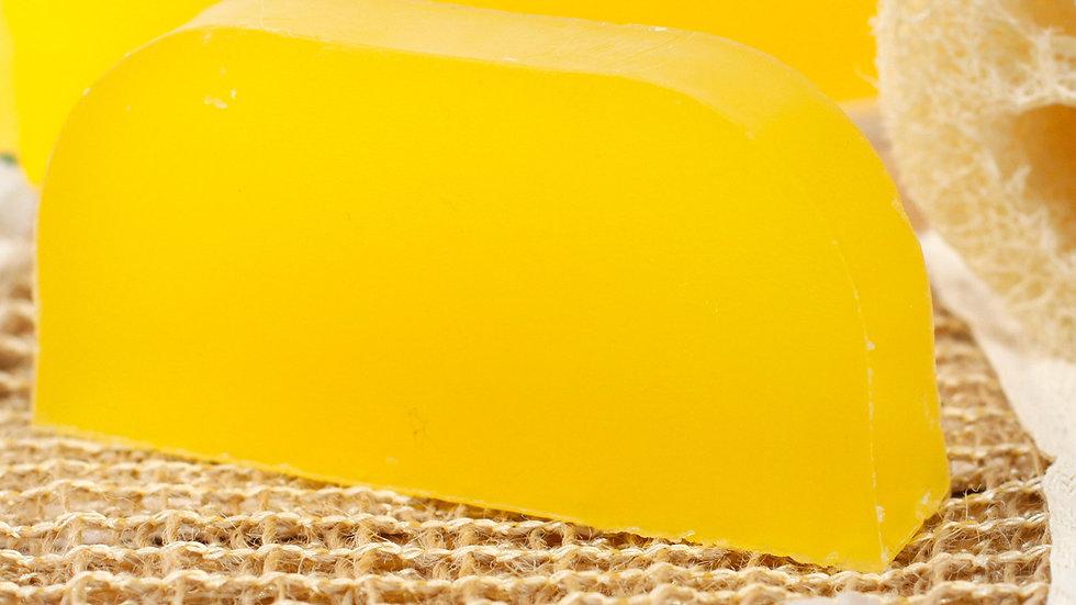 Argan Solid Shampoo - Chamomile & Lemon