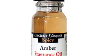 Amber Fragrance Oil - 10ml