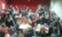 Les adhérents participent à l'élaboration du nouveau projet associatif