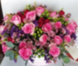 Garden Boxed Bouquet