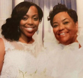 CEO's Henrietta Smith and LaWanda Hines